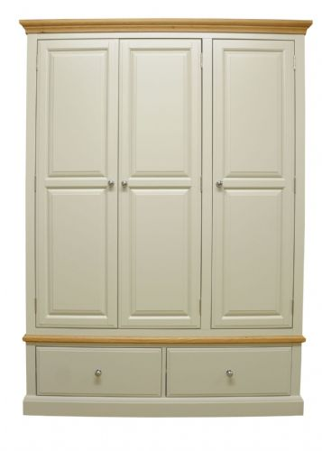 Avon 3 Door 2 Drawer Wardrobe